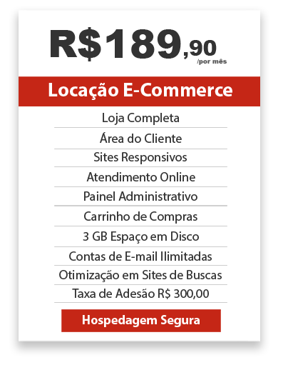 Sites Ecomerce
